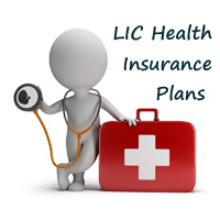 LIC Health Insurance Plans