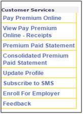 LIC customer services
