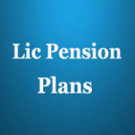 Lic Pension Plans