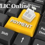 LIC Online payment process