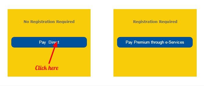 LIC Pay Premium Online
