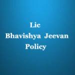 LIC Bhavishya Jeevan