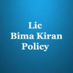 LIC Bima Kiran