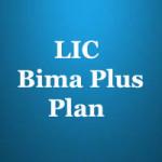 LIC Bima Plus Plan