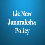 LIC New Janaraksha Policy features