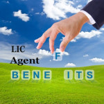 lic agent benefits image