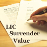 How to use Lic Surrender Value Calculator